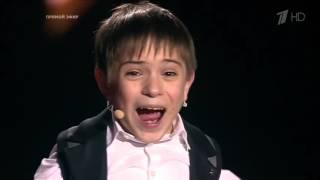 Данил Плужников   Я свободен   Победитель Голос  Дети 3 2016   Финал