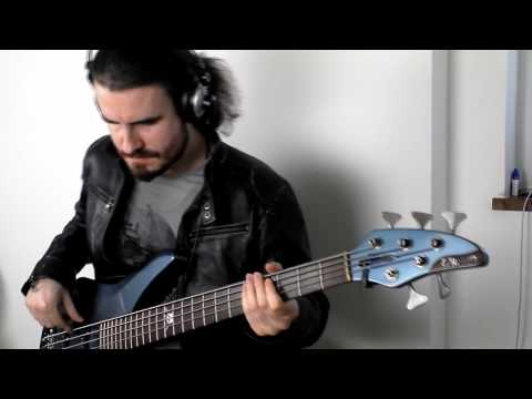 Marek Bero - Machine Head Bass Cover - This is the End
