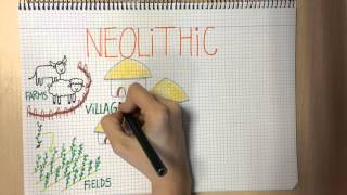 Neolithic Age. Prehistory for Primary Education