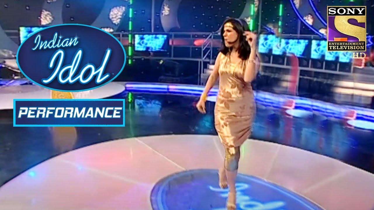 Download Ankita का Power-Packed Performance | Indian Idol Season 3