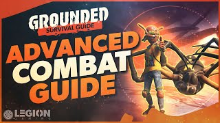 Grounded Advance Combat Guide - How To Kill Every Hostile Insect In The Game
