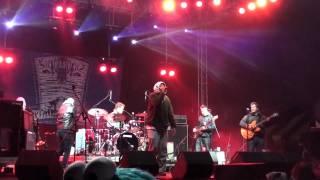 (HD) Galactic with Charlie 2na - Think Back - Bear Creek Music Festival - Live Oak, FL - 11.11.11