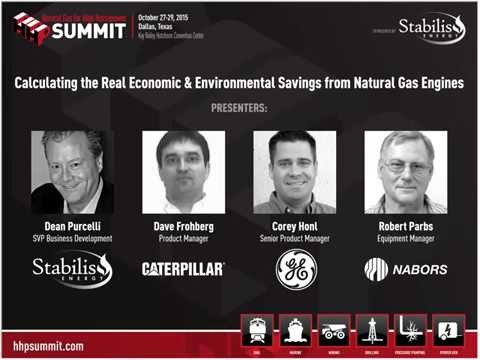 Wyoming LNG Roadmap Report - HHP Summit 2014 Webinar #1