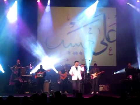 [Raw Video] [Forgive Me Concert Indonesia Tour 2012] Maher Zain - Mawlaya