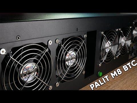 Palit HiBee BTC M8: All In One GPU Mining Rig On The Cheap