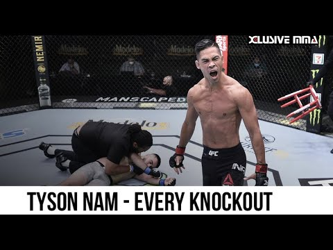 """Tyson Nam - Dangerous """"Counter"""" upcoming bout against Tagir Ulanbekov"""