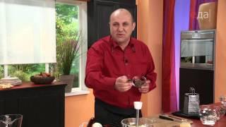 Принципы приготовления салата «Цезарь»
