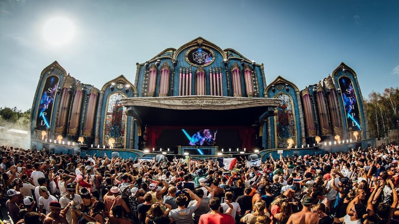 Tomorrowland 2018 : Stmpd Rcrds Stage - YouTube