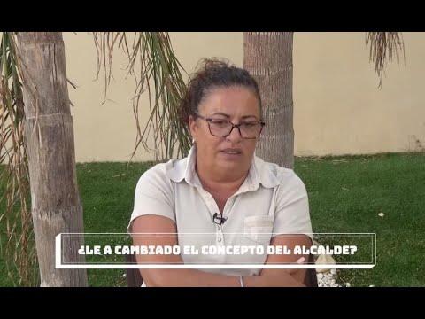 Pura Martín: La mayoría absoluta terminó de cambiar al alcalde (a mal)