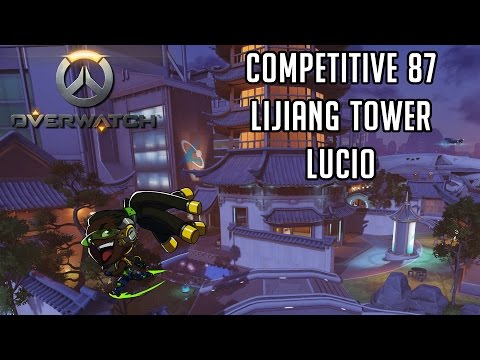 Lucio jumps without his Golden Parachute - Lijiang Tower - Competitive 87