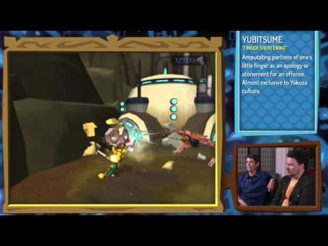 """Devs Play S2E02 · """"Ratchet & Clank"""" with Ted Price and Tim Schafer"""
