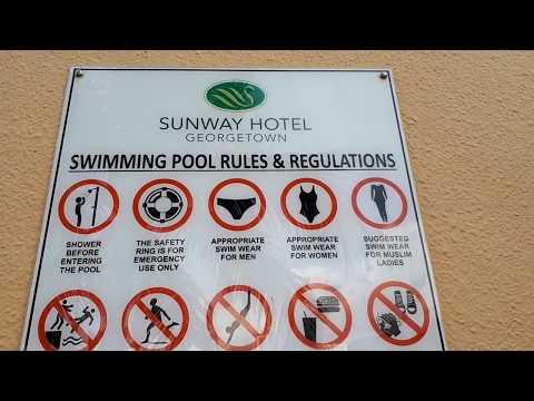 Sunway Hotel Georgetown Swimming Pool