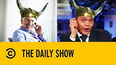 Trevor Noah's Many Accents From Around The WorldThe Daily Show with Trevor Noah
