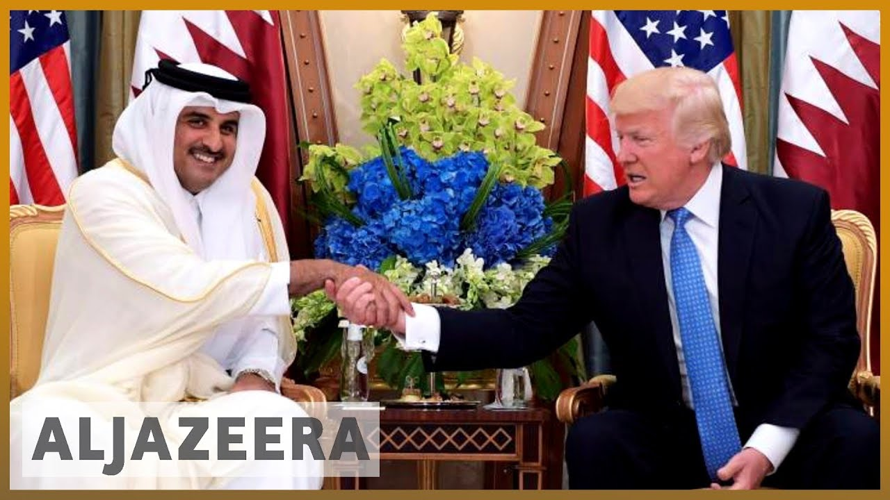 AlJazeera English:New details about US fundraiser for anti-Qatar campaign