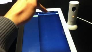Izon installieren - Stem Nanokamera - Sicherheit zu Hause