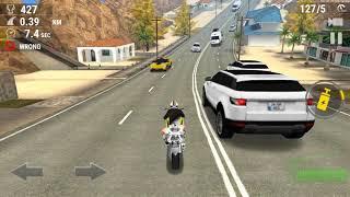 Moto Rider Traffic Racing - traffic rider game