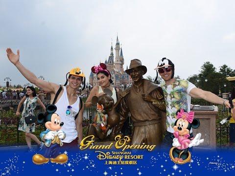 The New Shanghai Disneyland - China