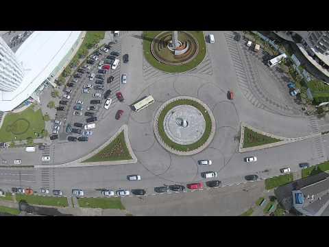 2015.09.14 Sheikh Nahyan Boulevard - Batumi