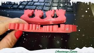 Разделители для пальцев ног Faberlic цвет красный Артикул 9938