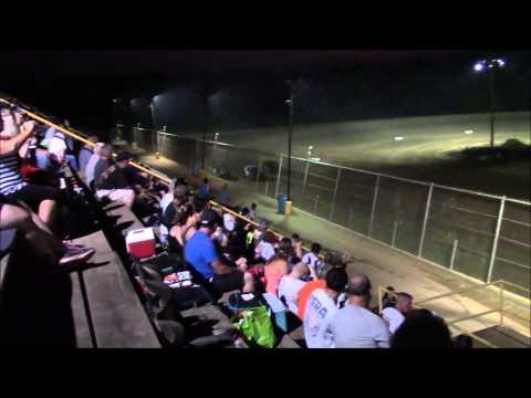 Butler Motor Speedway FWD Heat #1 8/15/15