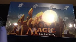 MTG Modern Masters 2013 whole box opening! Lose or win Opening is always priceless!