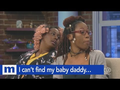 I Can't Find My Baby Daddy…I Don't Know His Name!   The Maury Show