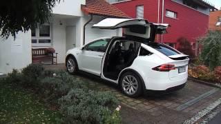 """DriveTesla 2.0: Ein Tag mit dem Model X """"Pegasus"""""""