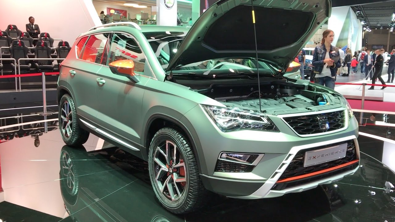 seat ateca experience 2017 in detail review walkaround interior exterior youtube. Black Bedroom Furniture Sets. Home Design Ideas