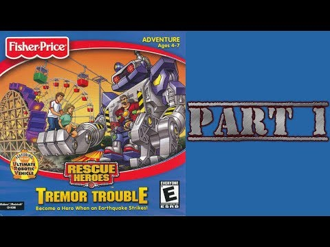 Whoa, I Remember: Rescue Heroes Tremor Trouble: Part 1