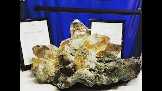 Legendary Massive Himalayan Quartz Cluster with Rutile, Chlorite, Anatase