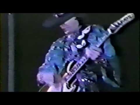 Stevie Ray Vaughan Live @ Beaver Dam Lake, Manitoba, Canada 06/29/1984