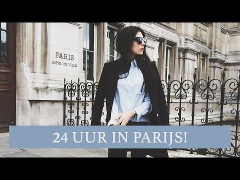 Vlog #4: 24 uur in Parijs + Hotspots - Anna Nooshin