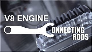 Machining Connecting Rods & Other V8 Engine Parts| WW219