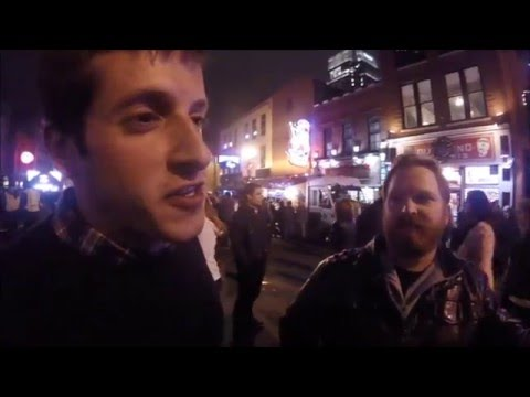 "Street Preacher Educates ""Orthodox Christian"" on Chief of Sinners"