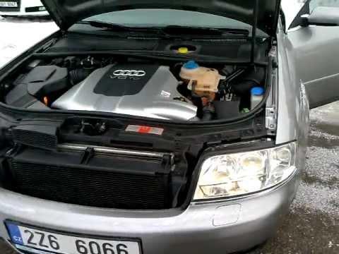 2003 Audi A6 25 Tdi 180ps Ake Sound Youtube