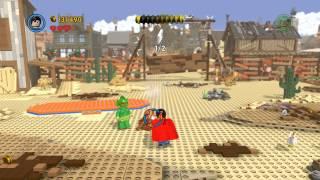 The LEGO Movie Videogame. #18. Флэтбушское ущелье (Свободная игра, 100%)