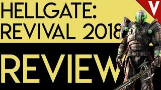 HELLGATE LONDON REVIEW 2018 -- EVOKER GAMEPLAY