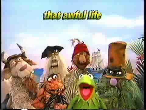 Muppet Sing Alongs Muppet Treasure Island Youtube