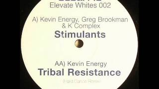 Kevin Energy - Tribal Resistance (Hard Dance Remix)