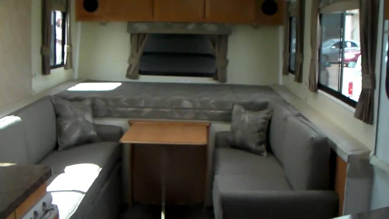 2011 TrailManor 3124KB  Video Camper Walk Through w The