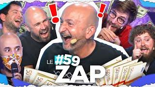 LE ZAP #59 - DES ANNONCES DE CHOC EN PLATEAU 😵