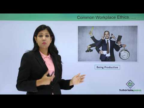 Soft Skills - Workplace Ethics & Code of Conduct