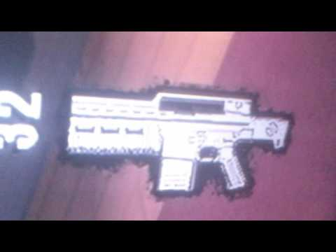Dead To Rights pulse rifle!??!!