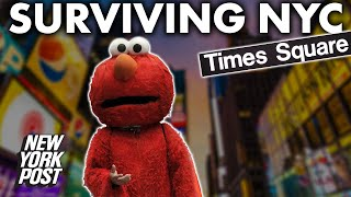 How to hack the hellhole of Times Square | Survival Guide to NYC