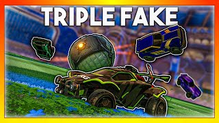 I faked their WHOLE TEAM in 1 play | Musty Rocket League MOMENTS 12 🐮