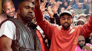 Hundreds Of People Walkout Of Kanye West's Sunday Service!