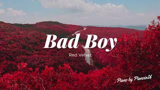 Red Velvet - Bad Boy (레드벨벳-베드보이) / 피아노 커버 Piano Cover
