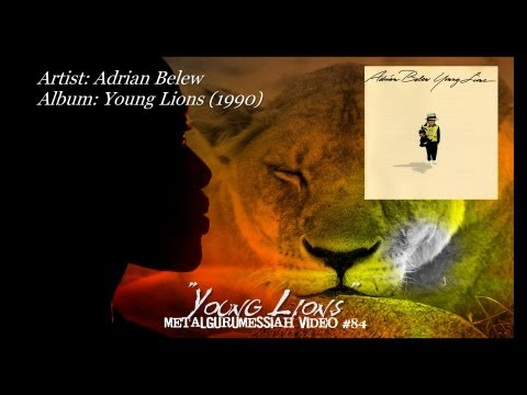 Adrian Belew - Young Lions (1990) [1080p HD] mp3