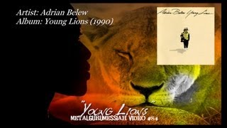 Adrian Belew - Young Lions (1990) [1080p HD]