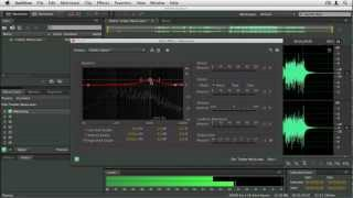 Adobe Audition CS6 Mastering Audio